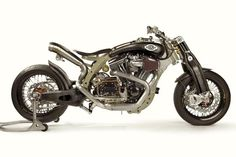 This bike is built entirely around the rider. Its main purpose is to provide the rider with the best riding position. Only 50 units will be ...
