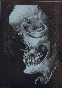 King Pest. Alberto Martini: Edgar Allan Poe – Illustrations