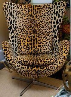 Design Furniture U0027Axisu0027 Wing Chair In Retro Sanderson Dandelions Clocks  Print | Blues U0026 Greens Decorating Trend ~ Spring 2012 | Pinterest | Print...,  ...