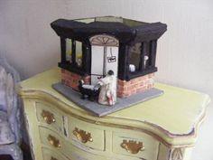 Miniatuur poppen huis 144th schaal winkel