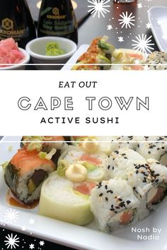Returning to the sushi place with a great all you can eat special. They have moved to a new location in Cape Town. Check out my videa where we revist this sushi spot to celebrate my birthday. All You Can, Cape Town, Places To Eat, Sushi, Drink, Birthday, Check, Food, Beverage