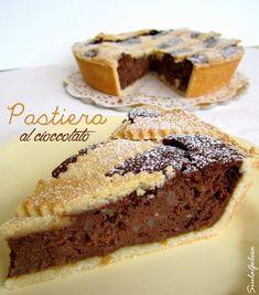 Siula Golosa: Pastiera al cioccolato