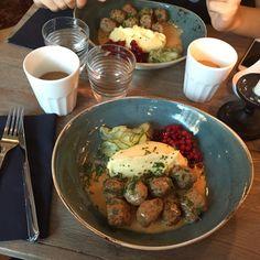 Meatballs - For the people - Östra Katarina - Stoccolma, Storstockholm un'istituzione dove mangiare le famose polpette! #food #cibo #Stoccolma #Stockholm