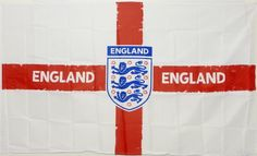 Large England Football Three 3 Lions Crest Distressed St George Flag Official FA in Collectables, Flags, Country Flags | eBay #HarvardMills #LordOfTheLinens #football #merchandise #England #EnglandFootball #FA #FAWorldCup #sport #support #team