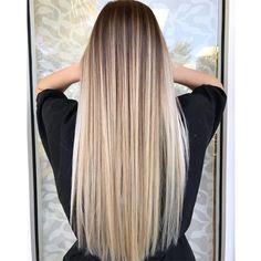 Blonde Hair Shades, Honey Blonde Hair, Blonde Hair Looks, Blonde Hair With Highlights, Dark To Blonde, From Brunette To Blonde, Brown Hair Dyed Blonde, Medium Blonde, Brunette Color