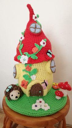 little fairytale house