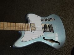 Thinline Jazzmaster/Tele Custom