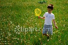 Clipart.com Closeup   Royalty-Free Image of activity,boy,butterfly,child,colored,colorful,ecologist,ecology,education,environment,family,field,flower,flowers,grass,green,herb,holiday,hunter,kid,landscape,leisure,meadow,nature,outdoor,people,prairie,protection,pure,rural,scape,season,spring,summer,sunny,yellow,young,youth