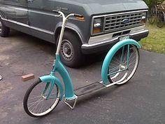 I ingo bike Scooter Bike, Kick Scooter, Scooter Design, Drift Trike, Push Bikes, Chopper Bike, Old Bikes, Bike Style, Architectural Antiques