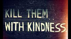 DIZZY WRIGHT- KILL EM WIT KINDNESS [LYRICS ON SCREEN] HD