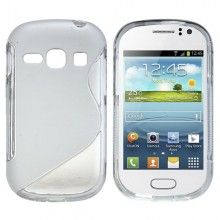 Custodia Galaxy Fame - Sline Transparent  € 3,99