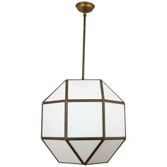Vintage Pendant | From a unique collection of antique and modern chandeliers and pendants at https://www.1stdibs.com/furniture/lighting/chandeliers-pendant-lights/