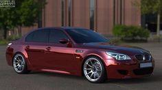 BMW M5 (E60) / Только машины