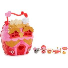 Lalaloopsy Tinies House, Scarlet's House
