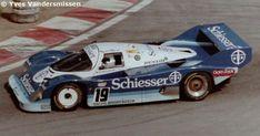 RSC Photo Gallery - Spa 1000 Kilometres 1985 - Porsche 956 no.19 - Racing Sports Cars