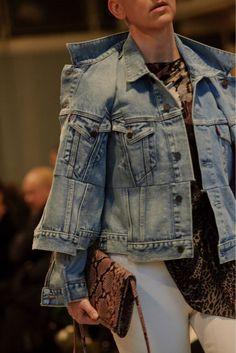 Vetements AW17 Couture Paris Dazed