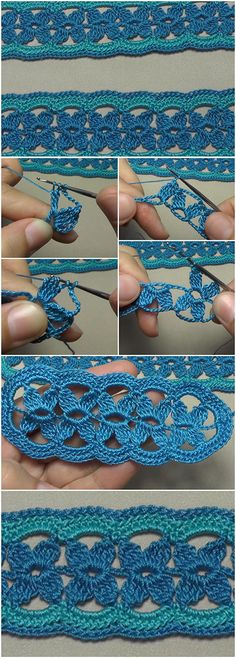 Crochet DIY Lace Tape – Easy Tutorial