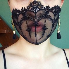 Bettye Cakes added a photo of their purchase Diy Mask, Diy Face Mask, Face Masks, Thigh Bag, Burlesque, Half Mask, Leather Holster, Fashion Face Mask, Mask Design