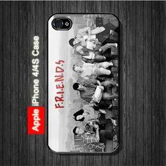 Friend Tv Series Drama iPhone 4, 4S Case (Black Case) | onlinestore - Accessories on ArtFire