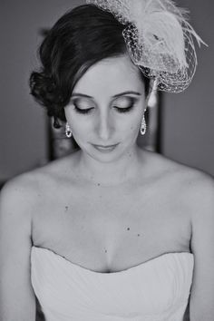 Bride #wedding #accessories #veil (Image by Scarlet O'Neill)