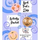 This is a packet of seven different activities for students to do on or around April Fool's Day. There are writing, drawing, and reading activities...