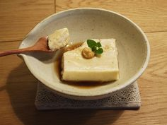 Cecillia優雅過生活: 用豆腐做的居酒屋風胡麻豆腐