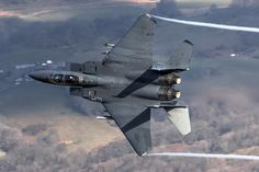 F-15E Eagle, Mad Flight, 91-0303, 492nd FS, 48th FW | LFA7 Mach Loop, Bwlch, Top Shelf