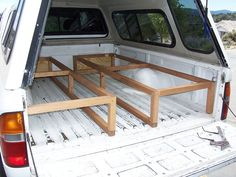 Campervan Bed Design Ideas 134