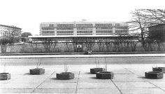 In 60 Jahren fanden die Bauarbeiten wieder statt, weil das Gebäude ziemlich zerstört wurde. Sie haben 17 Jahre, bis 1985 gedauert.  Nutzungszweck: MZG. Während den Arbeiten wurde das Haus Lager als  benutzt. Jeder, der die Flächeoder Lager benötigte, bekam diese von russischen Geheimdienst.