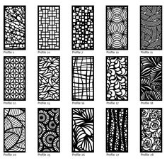 Protector Aluminium - Decorative Screens - Order through Bunnings
