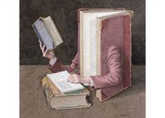 Living life by the book- why reading isn't always good for you