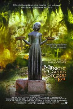 Midnight in the Garden of Good and Evil (1997) starring Kevin Spacey & John Cusack