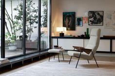 """Sessel """"Votteler Chair"""" von Walter Knoll"""