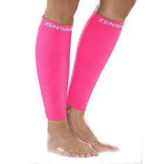 Compression Leg Sleeves by Zensah. Must have for nurses working those 12 hour shifts!