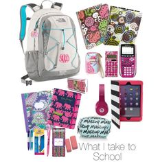 A fashion look from July 2013 featuring The North Face backpacks, Kate Spade tech accessories and Lilly Pulitzer tech accessories. Browse and shop related look…