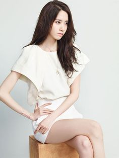 Yoona for Marie Claire Korea