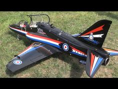 RC SCALE JET BAE Hawk T1A Royal Airforces Turbine Model Aircraft