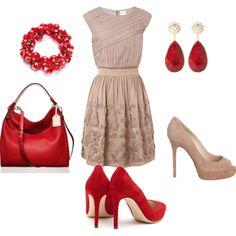 http://www.polyvore.com/red_beige_dress/set?id=44891730