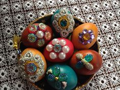 Novruz holiday, novruz eggs