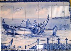 Azulejos de Tavira Portugal