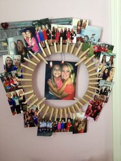 14 Circular Photo Collage