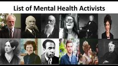Psychology video about mental health activists
