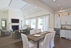 Wainscott South - traditional - family room - new york - EB Designs