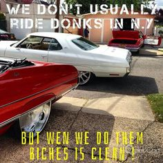 Chevy Donks