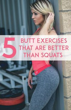 5 Butt Exercises That Are Better Than Squats
