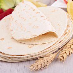 Aprende a preparar tortillas mexicanas de harina de trigo con esta rica y fácil receta.  Junto con las tortillas de maíz, las de harina de trigo son las más conocida...