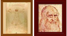 """bubble light: Leonardo da Vinci in Bubble Light """"Uomo Vitruviano..."""