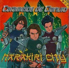 Conversatorio: La última ciudad que se mantiene despierta... 20 Años del álbum Harakiri City Caramelos de Cianuro