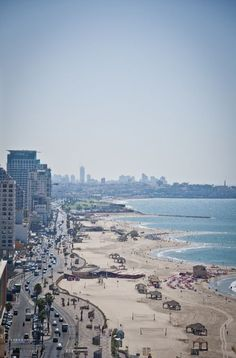 Tel Aviv City Guide #telaviv #israel #travel #cityguide  Photo by Sivan Askayo