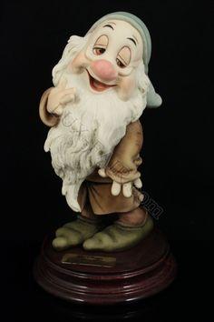 Giuseppe Armani Disney figurine 915C Snow White Sleepy